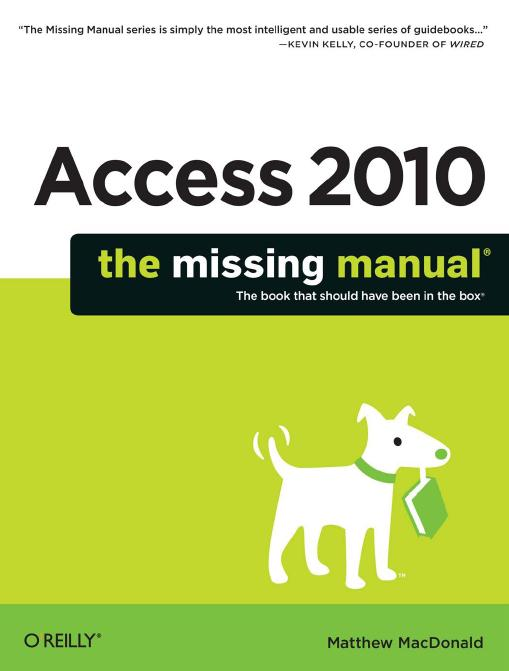 Microsoft access 2010 database software